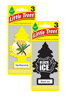Little Tree Air Fresheners - 3 pack