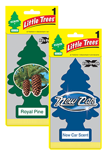 Little Tree Air Freshener - Extra Strength