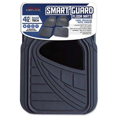 All Weather Rubber Floor Mats