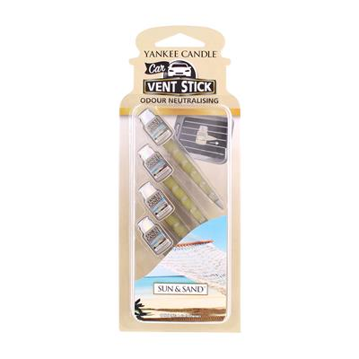 Yankee Candle Vent Stick Air Freshener - Sun and Sand